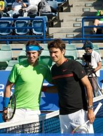 """""""Nadal Federer"""", de JiteshJagadish"""