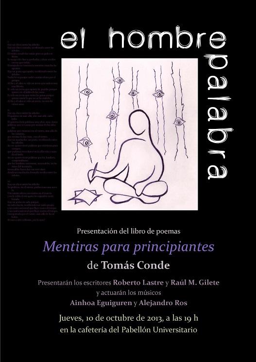Cartel para la presentación de Vitoria-Gasteiz